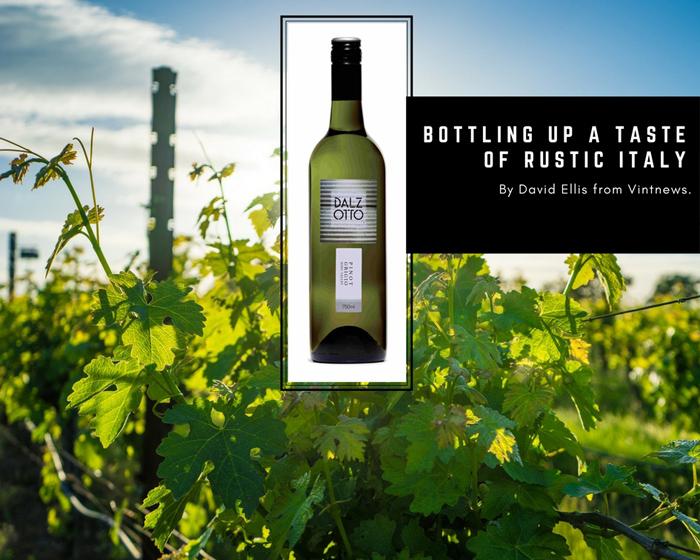 Bottling up a Taste of Rustic Italy