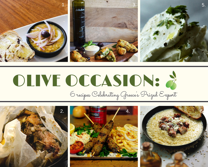 Olive Occasion: Celebrate Greece's Prized Export