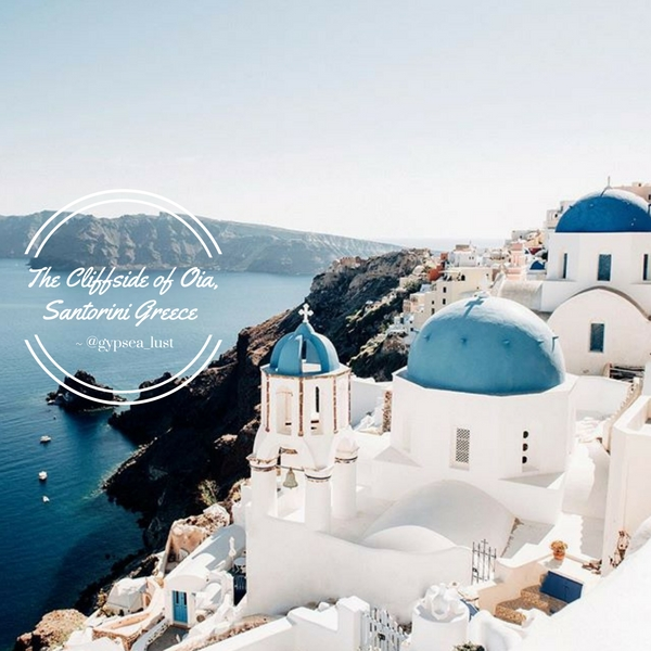 10 #instaworthy Photos that will have you Packing your Bags for Greece