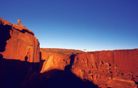 Hiking in the Northern Territory