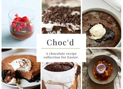 Choc'd: 10 Indulgent Chocolate Recipes