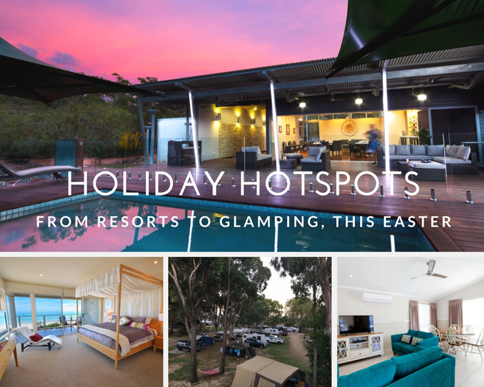 Holiday Hotspots: from Resorts to Glamping
