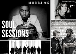Less than 3 weeks until Bluesfest, Byron Bay