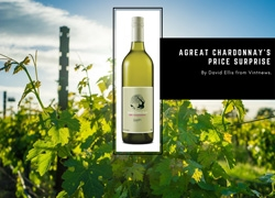 A Great Chardonnay's Price Surprise