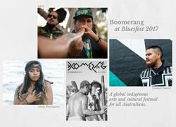 Boomerang Returns to Bluesfest