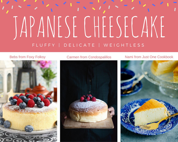 The Japanese Cheesecake - What Dreams Are Made Of