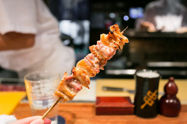 Japanese Grilled Skewers 4 Ways