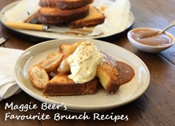 Maggie Beer: My Favourite Brunch Recipes