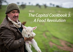The Capital Cookbook 3: A Food Revolution