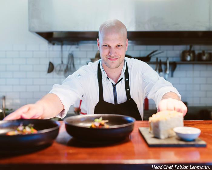 Food and Wine Pairings by Maxwell's Ellen Street Restaurant