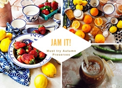 Jam It! Must Try Autumn Preserves
