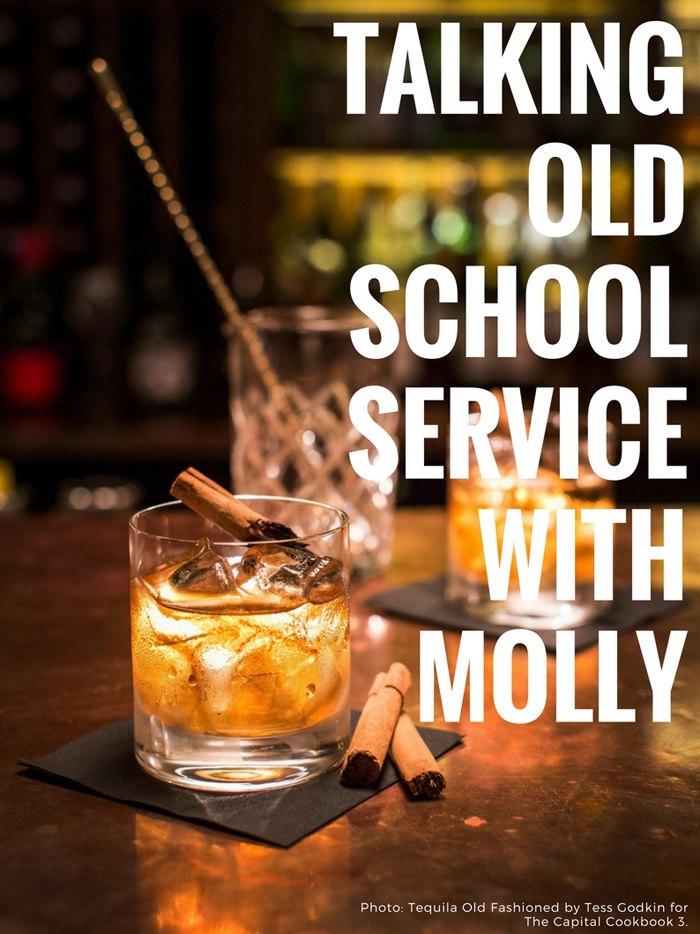 Talking Old School Service with Molly