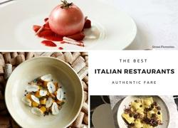 Australia's Best Italian Restaurants