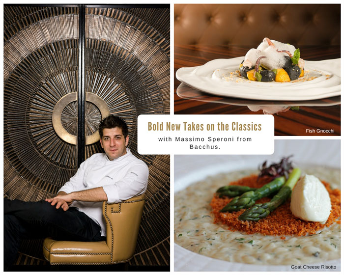 Bold New Takes on the Classics with Massimo Speroni from Bacchus