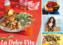 La Dolce Vita, the Sweet Life with Silvia Colloca
