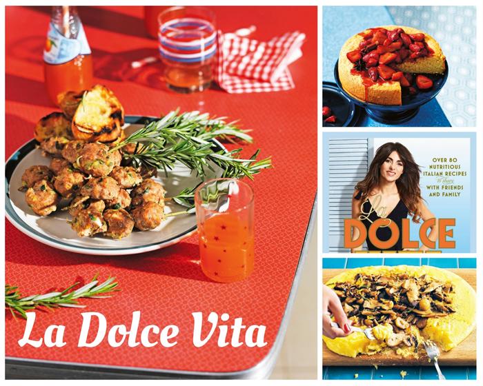 La Dolce Vita, the Sweet Life with Silvia Colloca