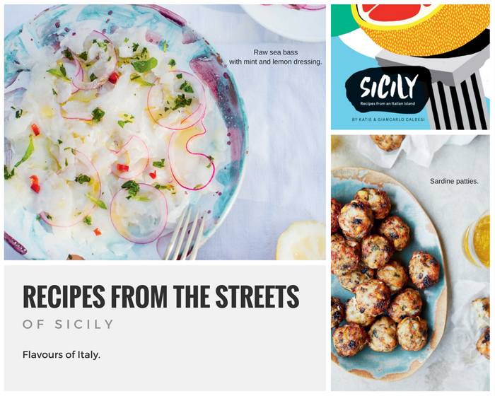 Recipes from the Streets of Sicily