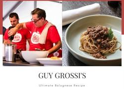 Guy Grossi's Ultimate Bolognese