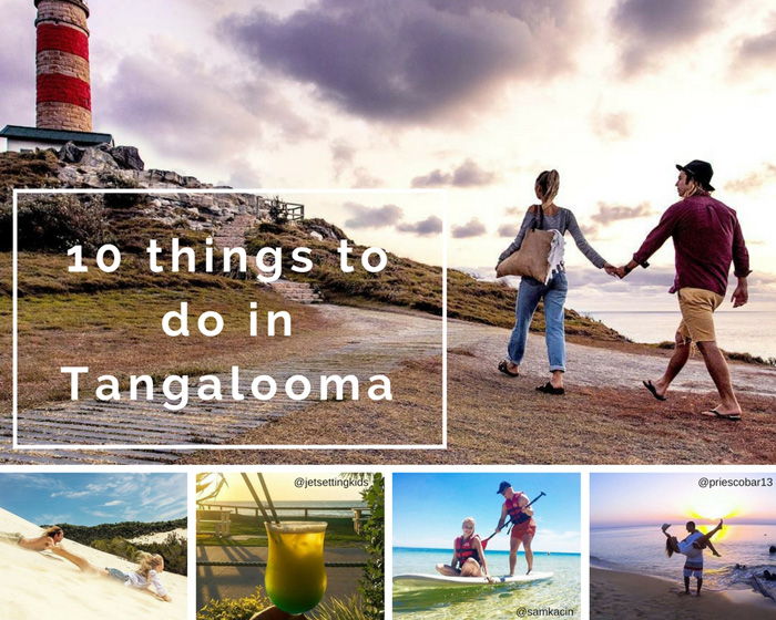 10 things to do in Tangalooma