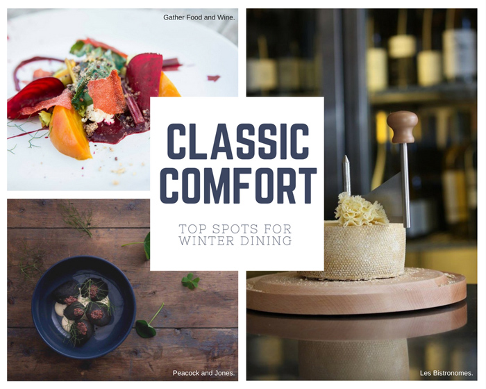 Classic Comfort: Top Spots for Winter Dining