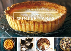 A Sticky End: Winter's Bountiful Tarts