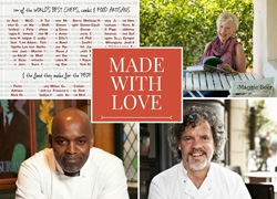 Made With Love - Recipes from 100 Chefs