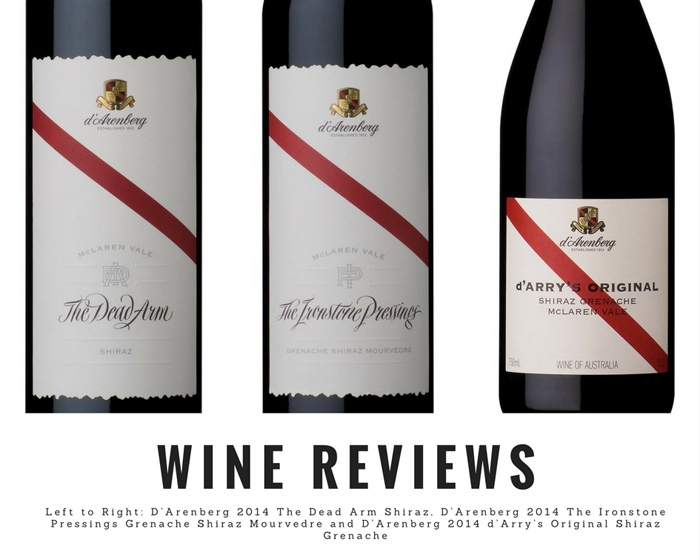 Extrovert Produces Elegant Reds in the new D'Arenberg Range