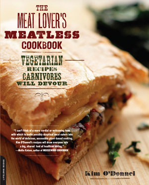Book Review - The Meat Lover's Meatless Cookbook