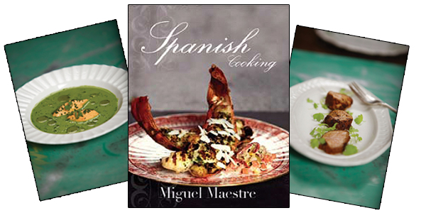 Book Review - Spanish Cooking