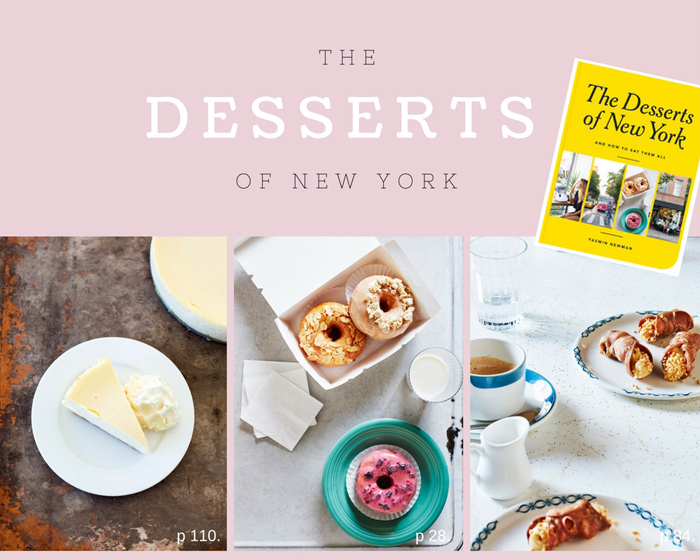 The Desserts of New York