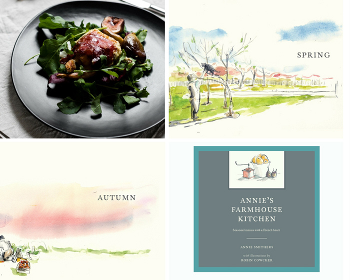 Annie's Farmhouse Kitchen – Seasonal Menus with a French Heart