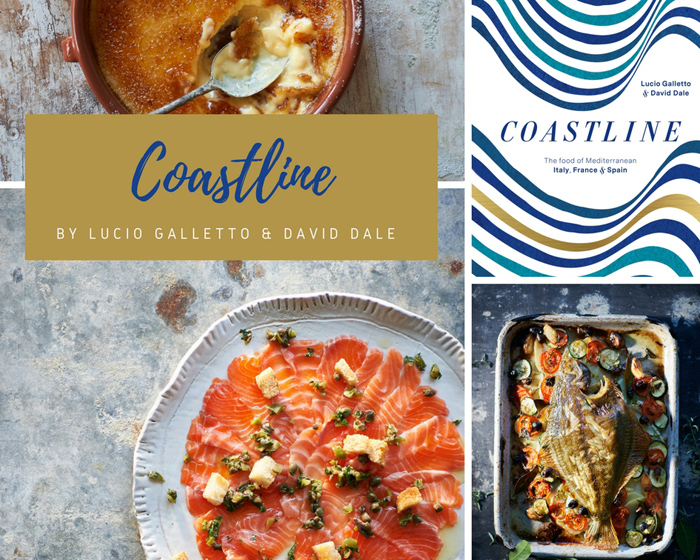 Coastline - The Food of the Mediterranean