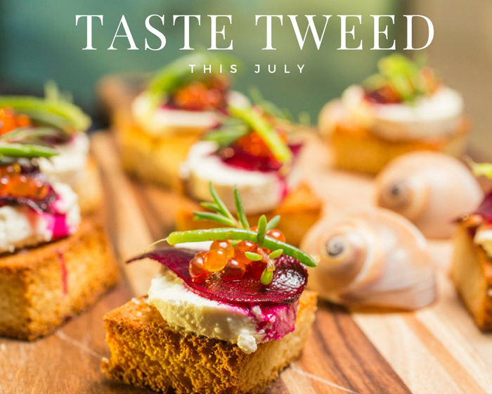 Taste Tweed this July