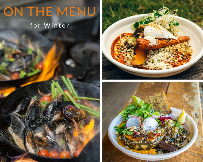 On the Menu: What some of Australia's Best Restaurants have on their Winter Menu