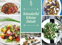 5 Wonderful Winter Salads