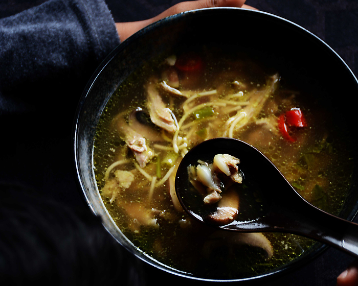 Loving Winter: Slow Cooking, Robust Roasts and Savoury Soups