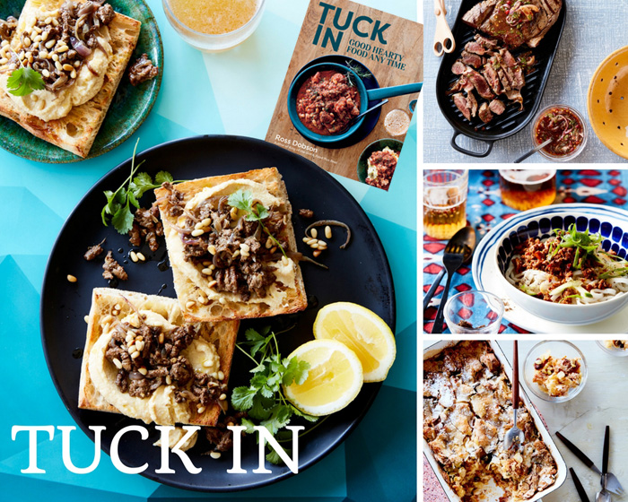 Tuck In with Good, Hearty Food, Anytime