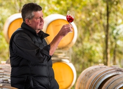Tim Adams, a Clare Valley Wine Master