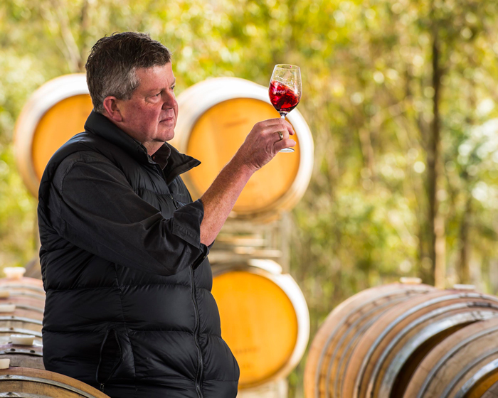 Tim Adams, a Clare Valley Wine Master