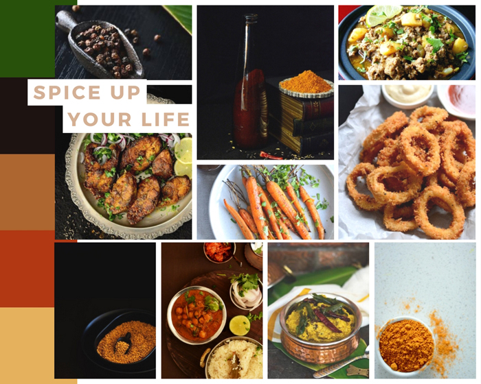 Spice up your Life: Dhanya Samuel shares her Love for the Homeland's Spices