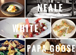 Neale White's Winter Lunch Menu