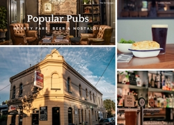 Popular Pubs: Australia's Favourite Gastro Pubs