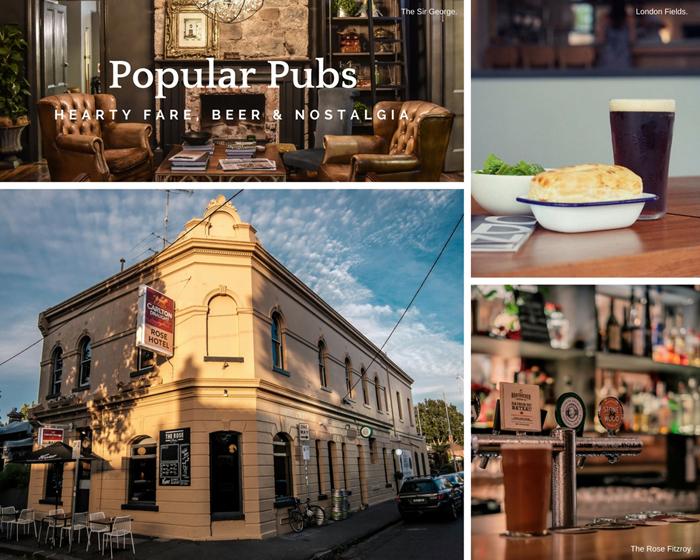 Popular Pubs: Australia's Favourite Gastro Pubs