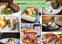Father's Day Favourites: 8 Failsafe Homecooked Meals