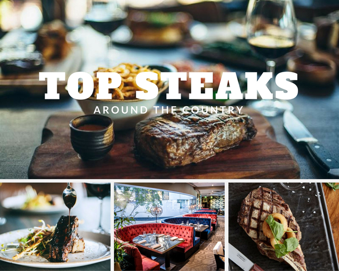 Australia's Top Steaks