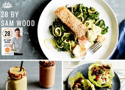 28 by Sam Wood for the Fitness Dad