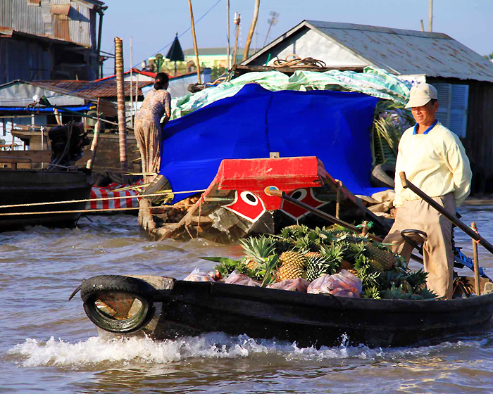 Take Me on the Mekong