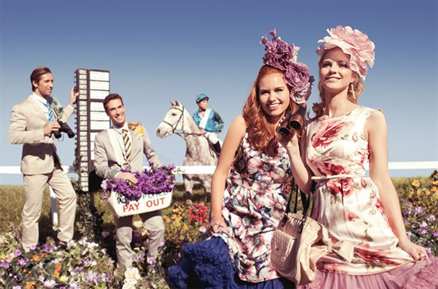Melbourne Cup 2013; Fashions on the Field