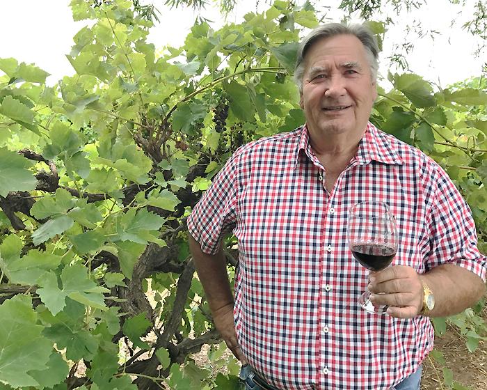 Peter Douglas, a Coonawarra Wine Master