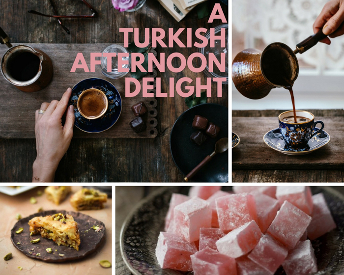 A Turkish Afternoon Delight